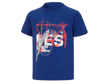 e.s. T-shirt move the world, enfants