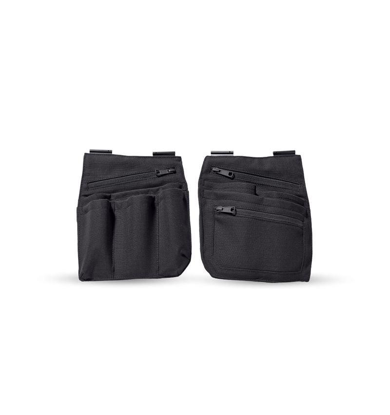 Accessoires: Poches à outils e.s.concrete solid, femmes + noir