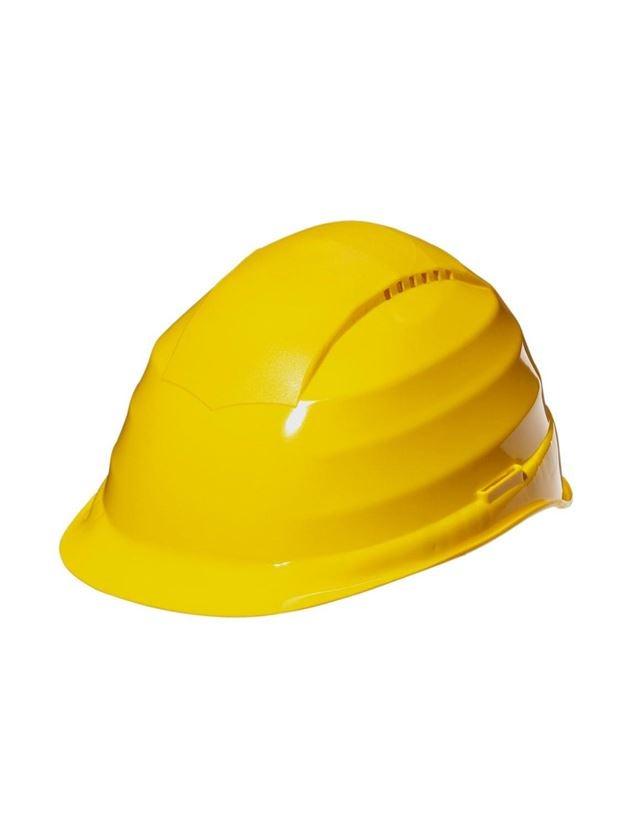 Schutzhelme: Schutzhelm, 6-Punkt + gelb