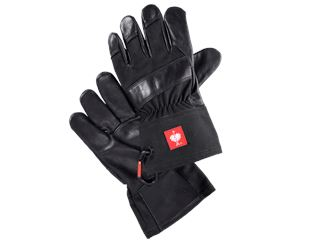 Gants en cuir grenelé e.s.roughtough