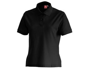 e.s. Polo-Shirt cotton, Damen