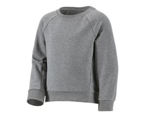 e.s. Sweatshirt cotton stretch, Kinder