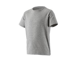 e.s. T-shirt cotton stretch, enfants