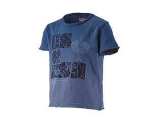 e.s. T-Shirt denim workwear, Kinder