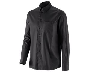 e.s. Chemise de travail cotton stretch comfort fit