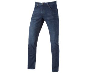 e.s. 5-Pocket-Jeans Jog-Denim